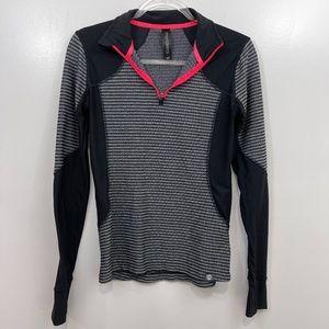 Mondetta Quater Zip Athletic Shirt S